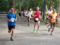 K&H maraton váltó, 2014. - Emese és Anna apukája