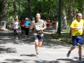K&H maraton váltó, 2014. - Anna apukája