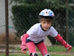 Sportágválasztó 2014. - bemutató görkorcsolya edzés