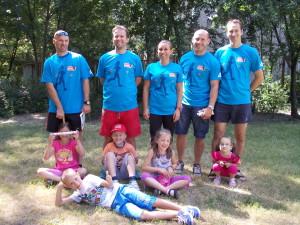 Koris Szülők csapata - K&H maraton váltó 2014