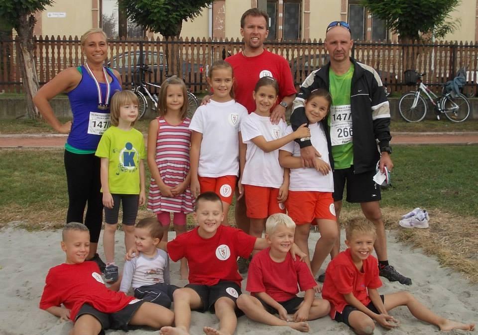 Zagyvamenti Maraton - A Csapat
